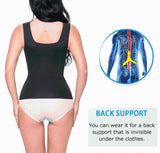 Body Shaper Thermal Sauna Vest - PeekWise