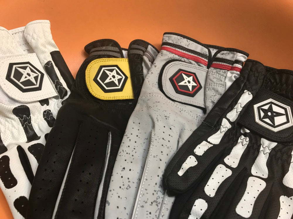 Asher Premium Golf Gloves Review - Three Guys Golf