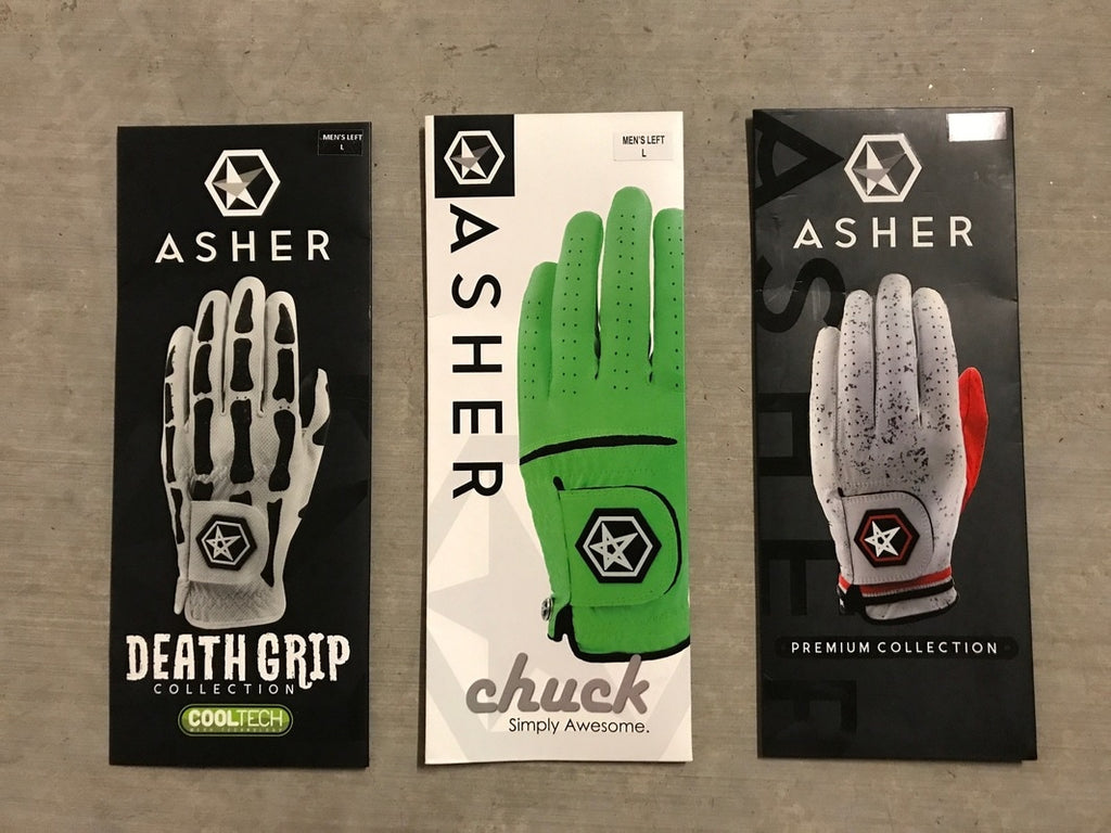 Asher Golf Gloves - Independent Golf Reviews