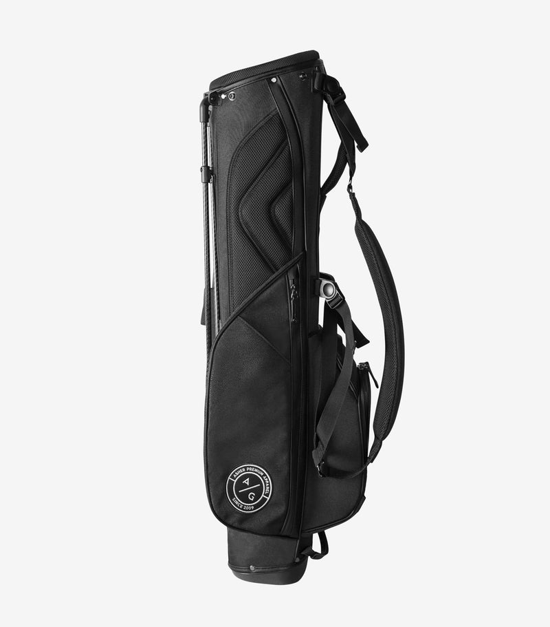Sunday Carry Golf Bag - Black