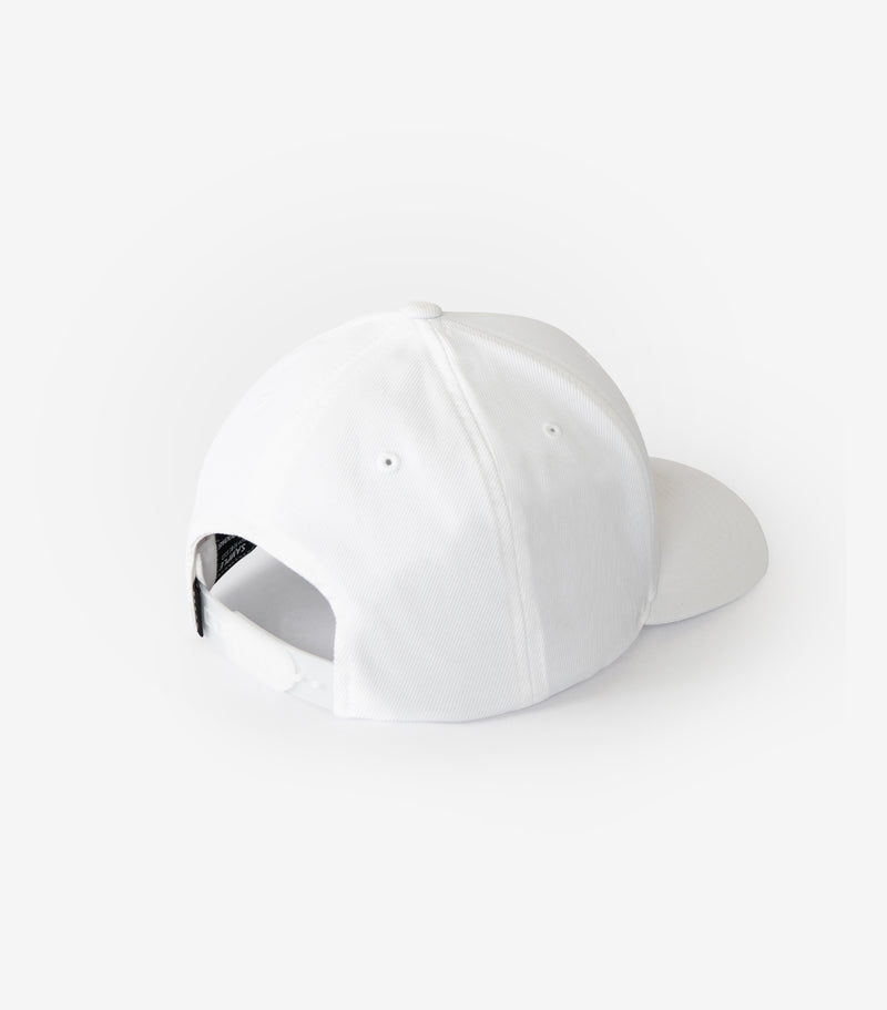 HACK Players Hat - White
