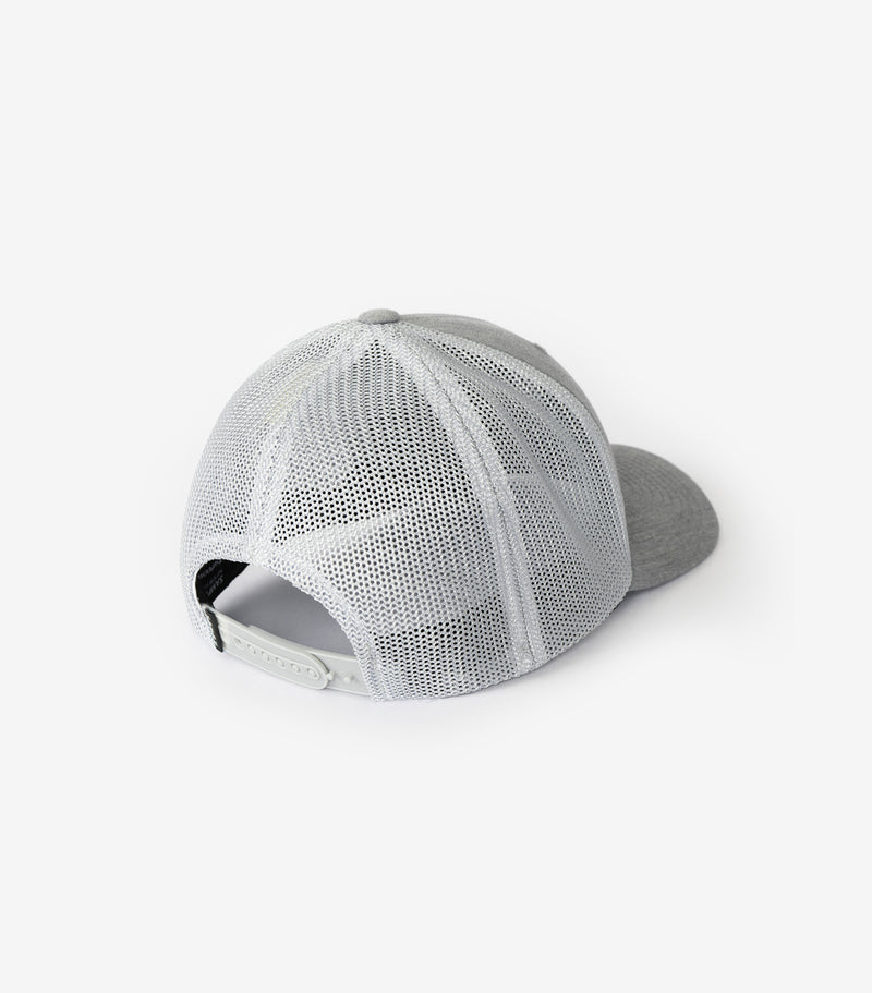 Lodge Trucker - Heather Grey