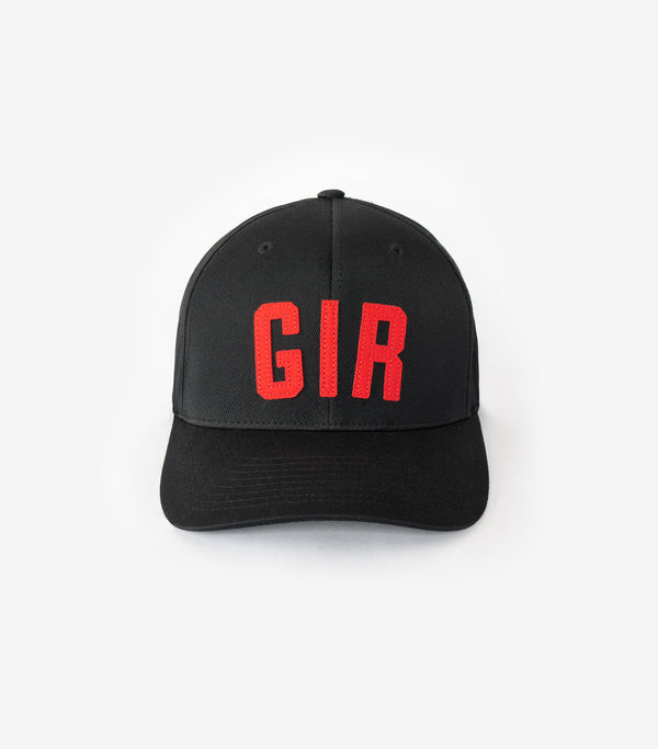 GIR Players - Black/Crimson