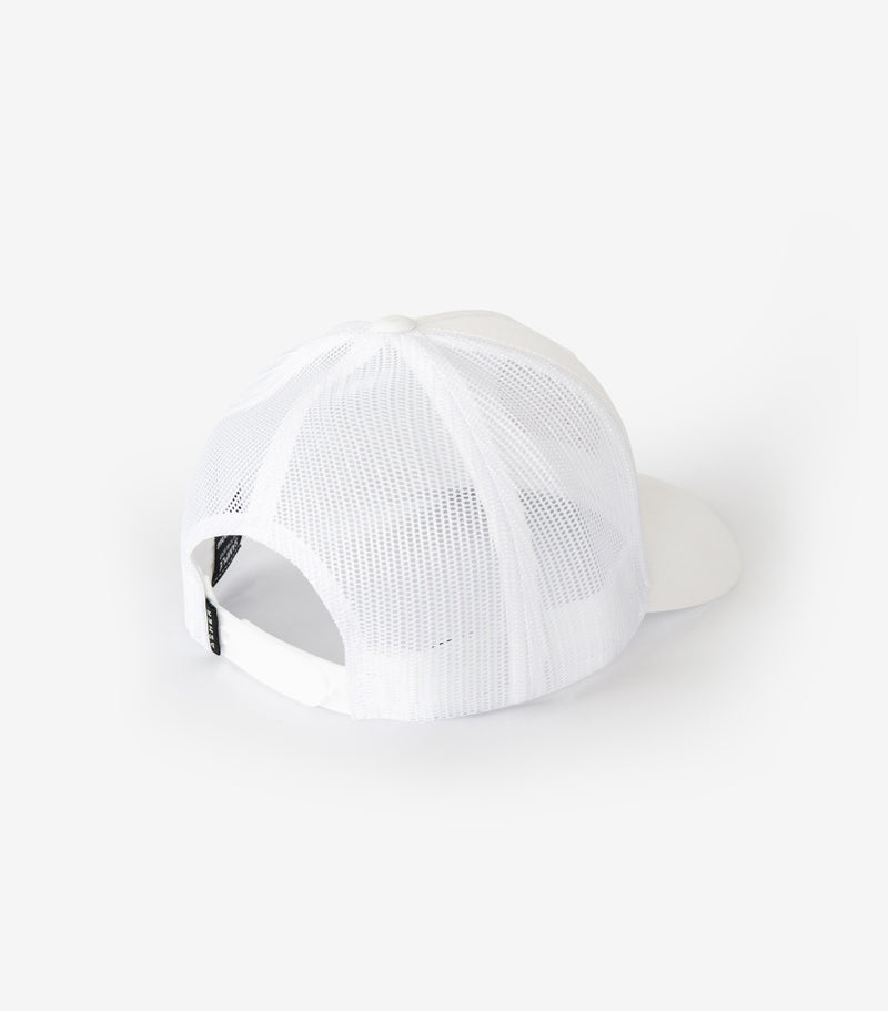 Lodge Trucker - White