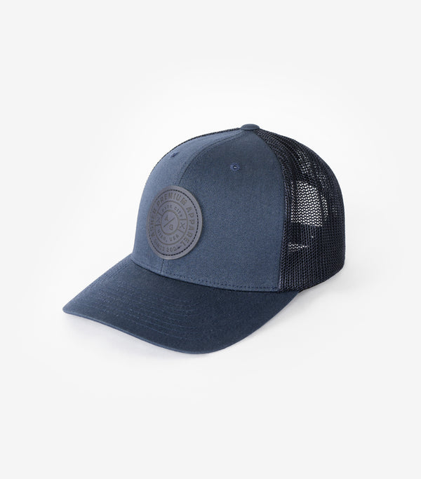 Lodge Trucker - Midnight Navy