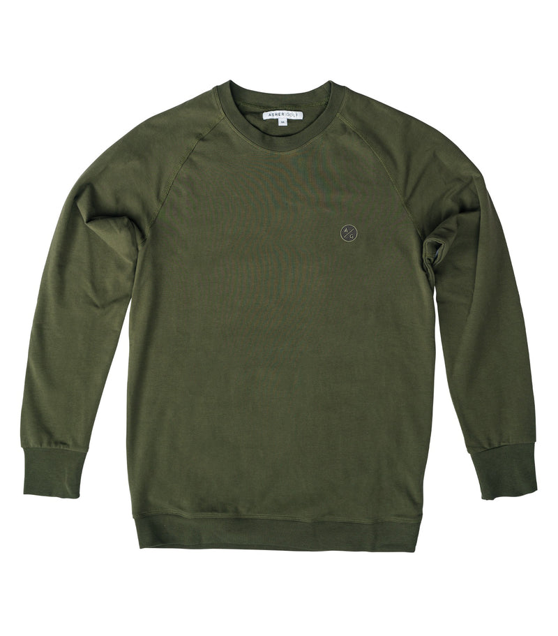 A/G Sweater - Army Green