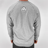 Heather Gray Links Legend Sweater