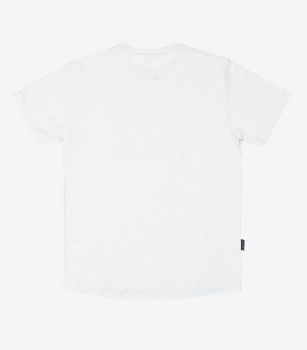 ASHER Flag T-Shirt - White