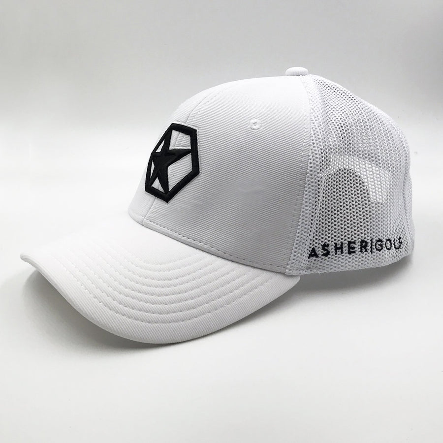 Classic Mesh Back Players Hat