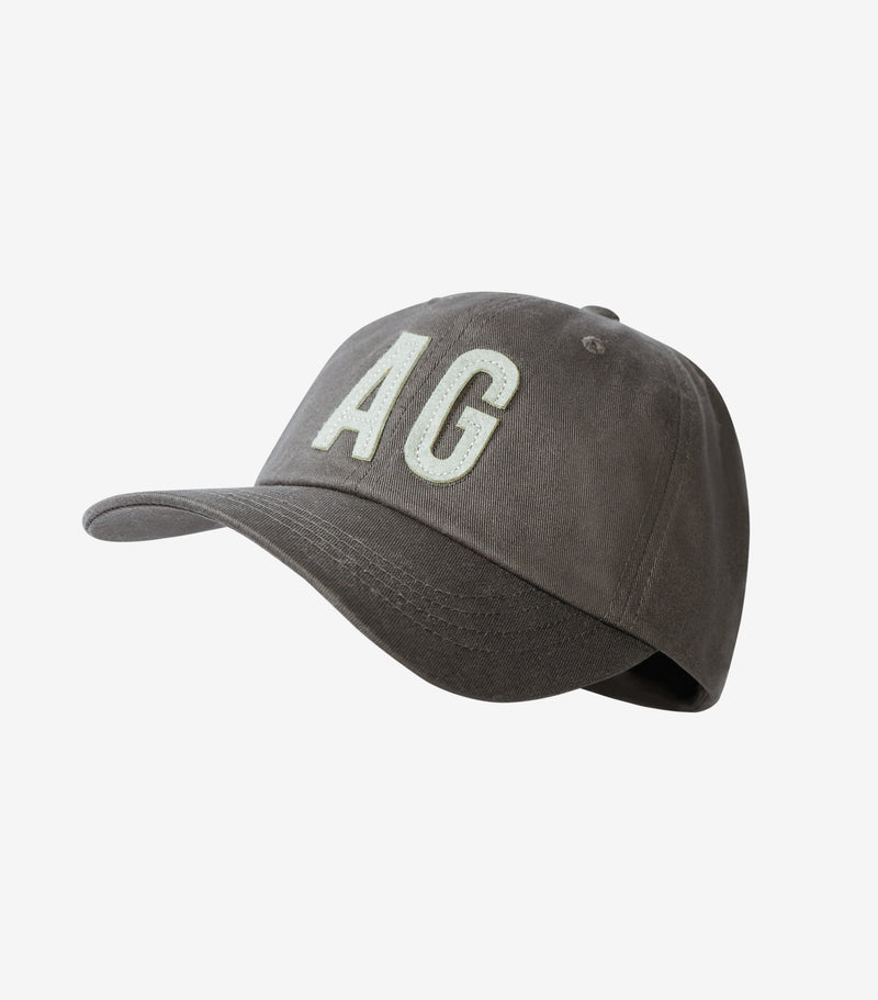 AG Dad Cap - Charcoal