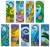 Māra/Garden Handmade Indoor Wall Art Panels Set