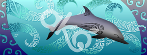 Wall Panel - Aihe (Dolphin A)