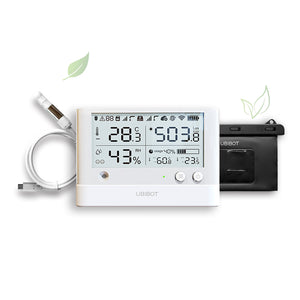 UbiBot  WS1 Pro Greenhouse bundle
