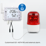 Ubibot GS1 and Alarm bundle