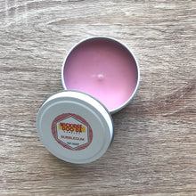 Load image into Gallery viewer, Bubblegum Soy Candle | Small Tin
