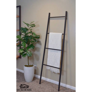 "71"" Iron Blanket Ladder"
