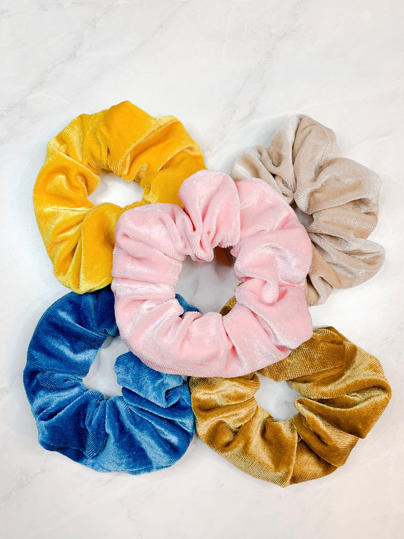 Stashie - Zippered Scrunchie - Mimosas With Maria Boutique