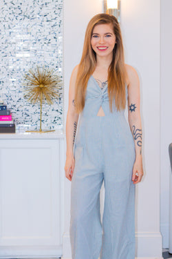 Life's a Breeze Jumpsuit - Mimosas With Maria Boutique