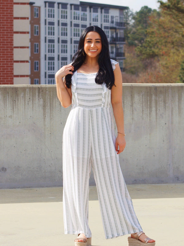 Summer Stroll Jumpsuit - Mimosas With Maria Boutique