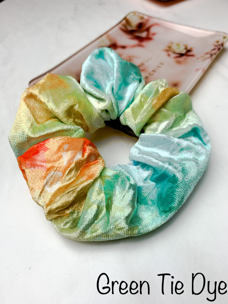 Stashie - Zippered Scrunchie