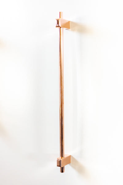 COPPER CABINET HANDLE