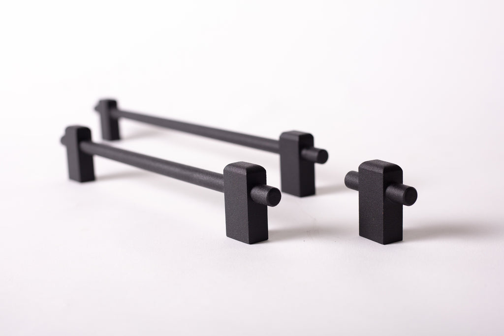 MATT BLACK CABINET HANDLE