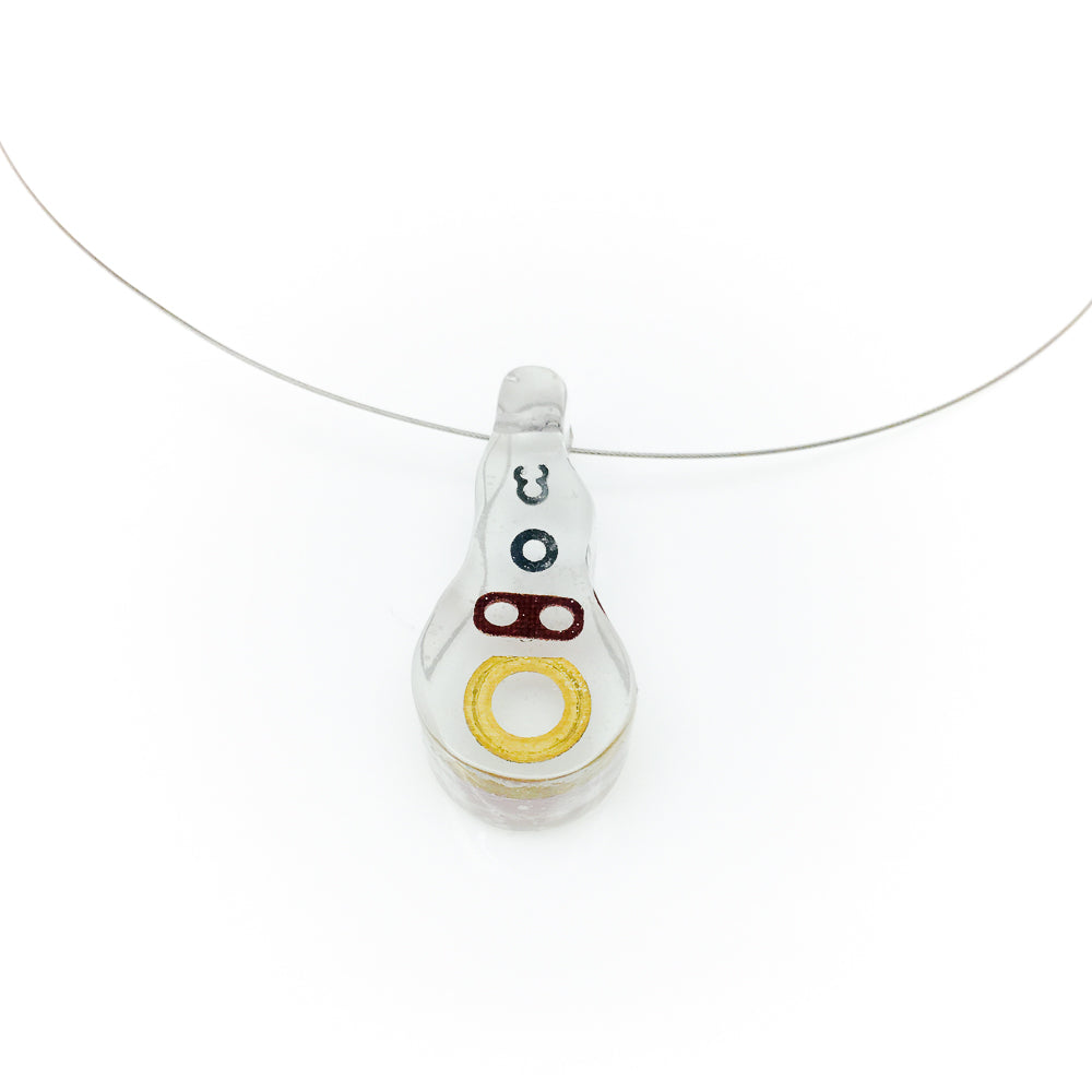 CKT-CC-004 | Necklace | Clockspring and Camera Component