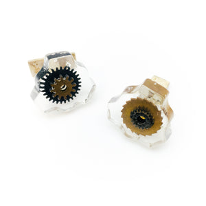 CKT-G-001 | Cufflinks | Clock Springs