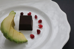Dark Chocolate Avocado Truffle Box