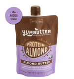 Yumbutter Plant Protein + Probiotic Almond