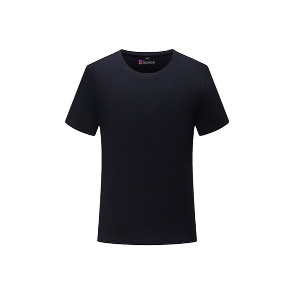 Cotton Short-sleeved T-shirt
