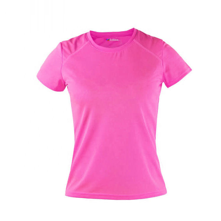 Solioo Quick Dry Women's T-shirt