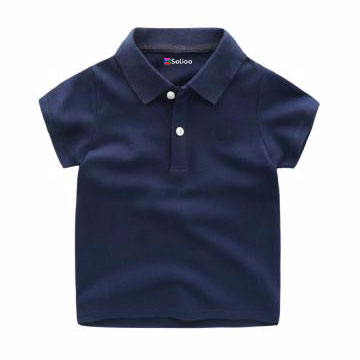 Solioo Kid's  Polo T-Shirt