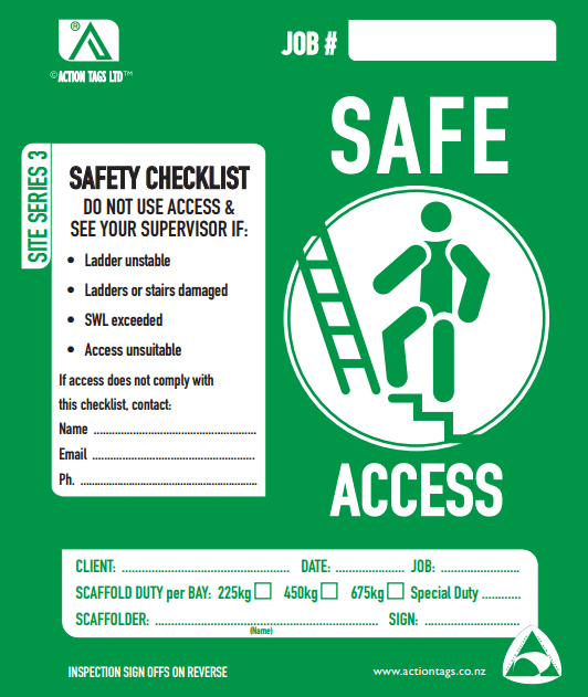 Go Safe Access (Pack of 25)