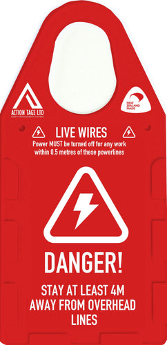 Live Wires Card