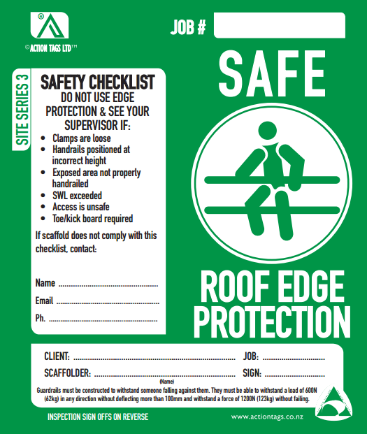 Safe Edge Protection (Pack of 25)