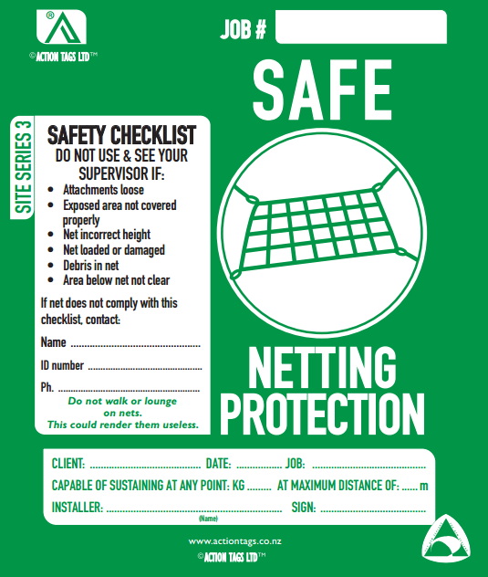 Safety Net Cards (Pack of 25)