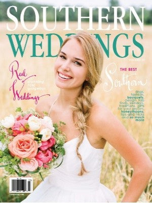 Southern Weddings Cover