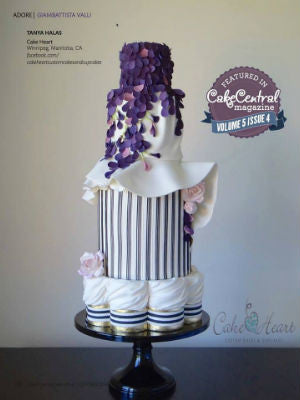 Cake Central Mag, Fall 2014, Interior, Cake Stands