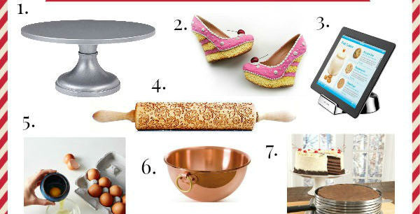 Sarah's Ultimate Holiday Gift Guide for Bakers
