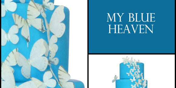 Cakery Creation and My Blue Heaven