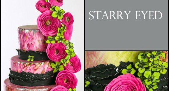 Get Starry Eyed Over Oven Art Designer Cake