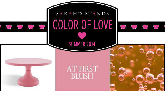 New Wedding Cake Stands: Summer 2014