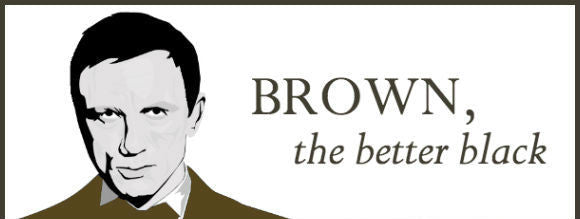 Brown, The Better Black