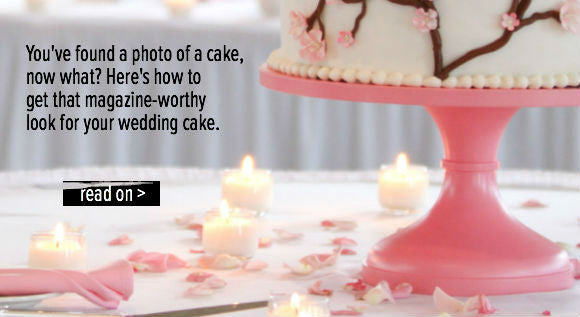 The Secret Guide For a Magazine-Worthy Wedding Cake
