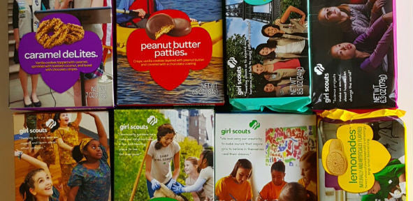 3 Friends Having Dessert Podcast #32: Why do we obsess over Girl Scout Cookies?