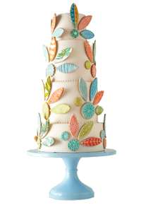 Blue  Cake Stand | Sarah's Stands