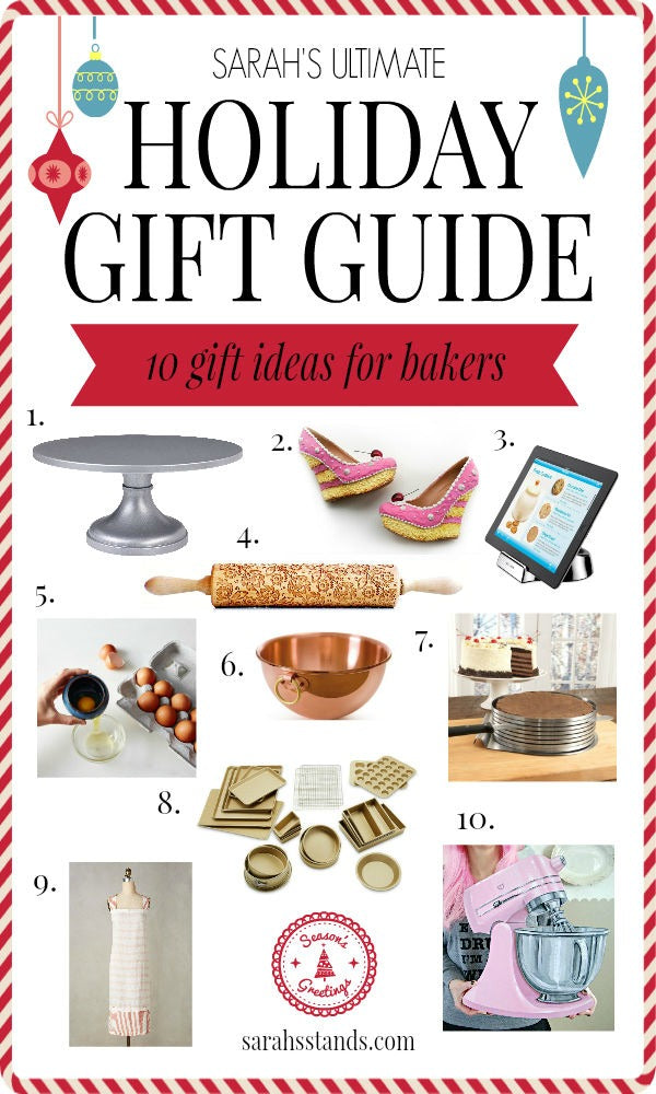 Sarah's Holiday gift Guide