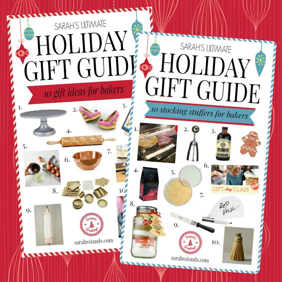 Holiday Gift Guide for Bakers