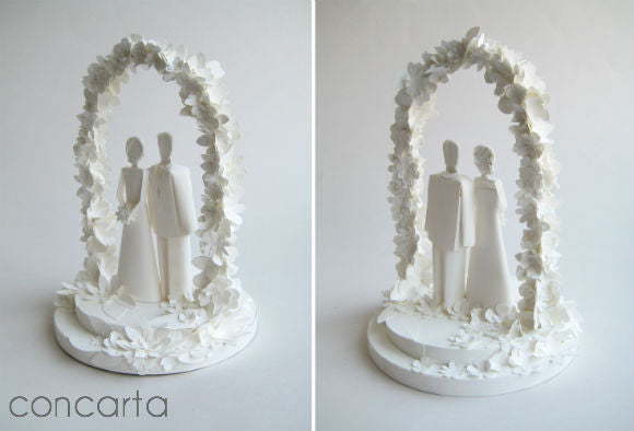 Cake Topper - Sarah's Stands.